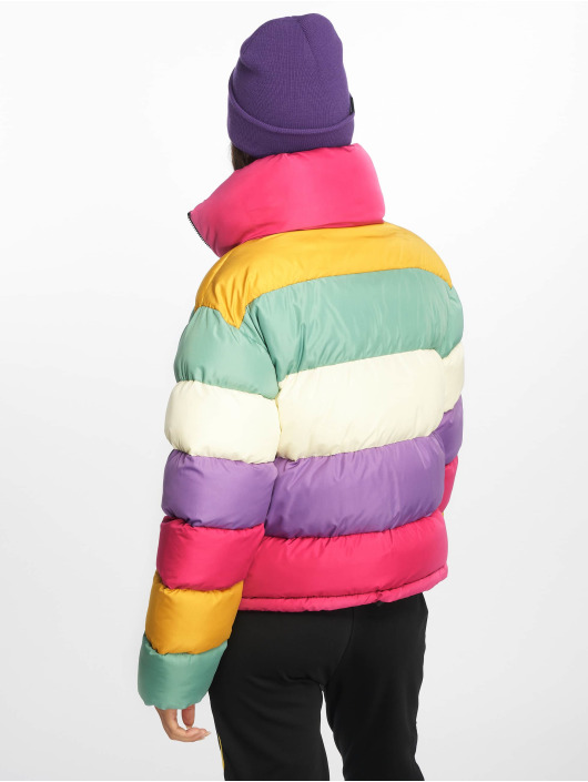 Glamorous Puffer Jacket Ladies colored