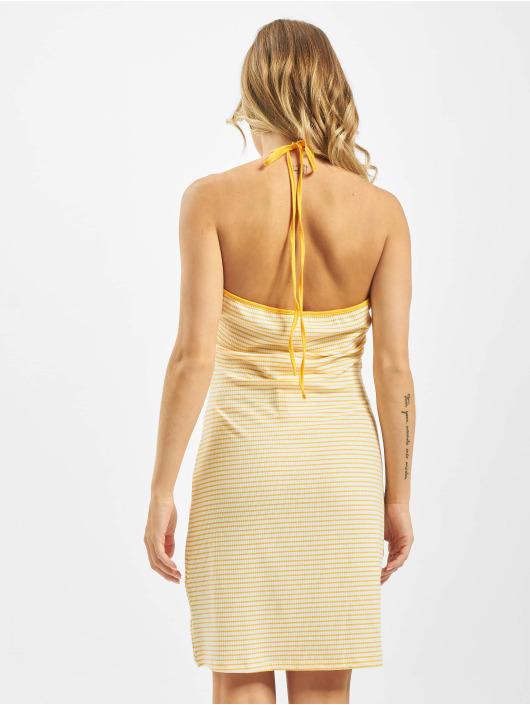 Glamorous Robe Melon jaune