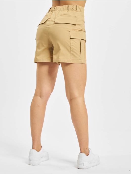 Glamorous Short Ladies beige