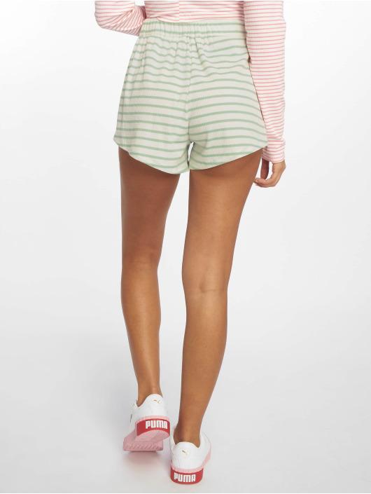 Glamorous Shorts Sina hvit