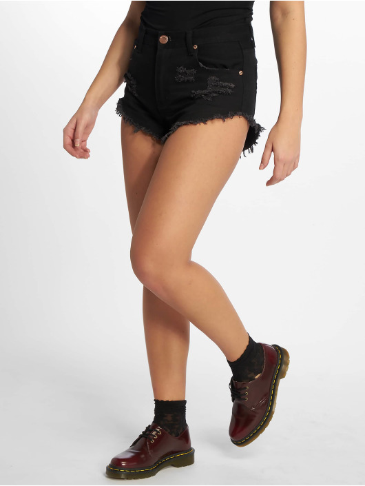 Glamorous Shorts Ladies schwarz