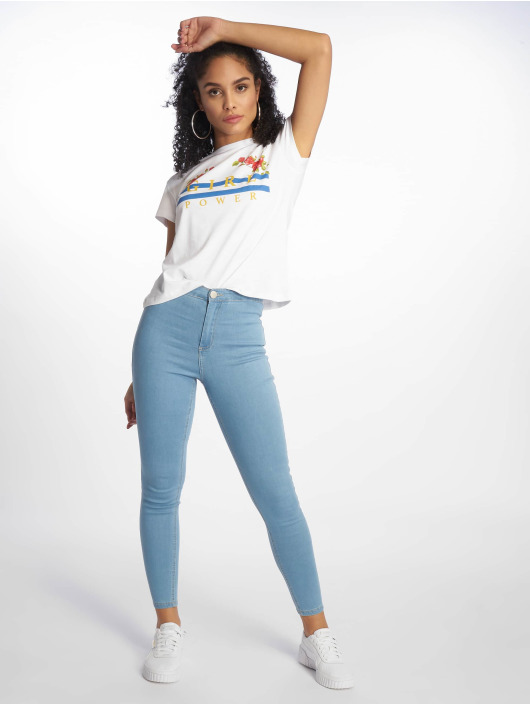 Glamorous Skinny Jeans Ladies blå