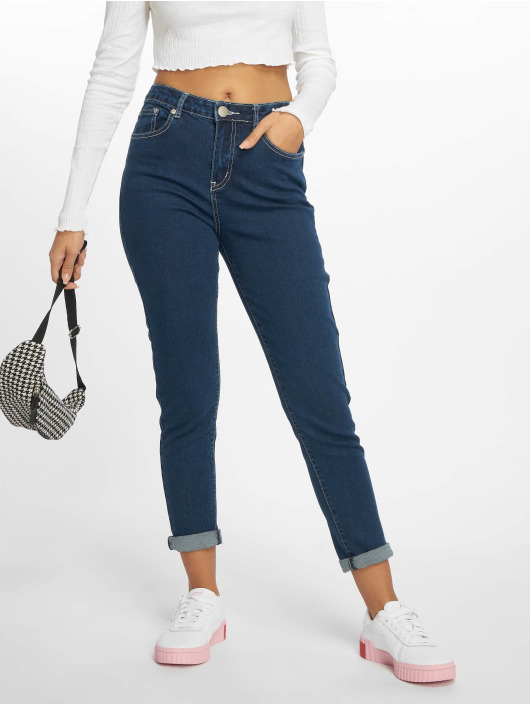 Glamorous Skinny Jeans Ladies blau
