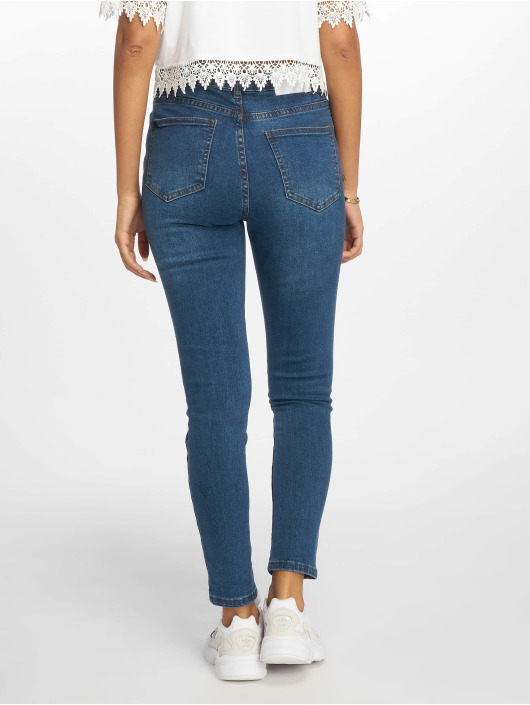 Glamorous Skinny Jeans Diana niebieski