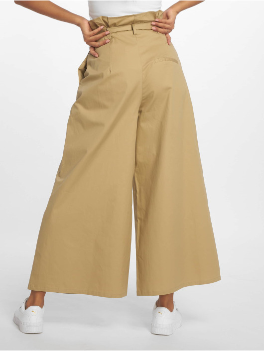 Glamorous Spodnie wizytowe Leonie bezowy