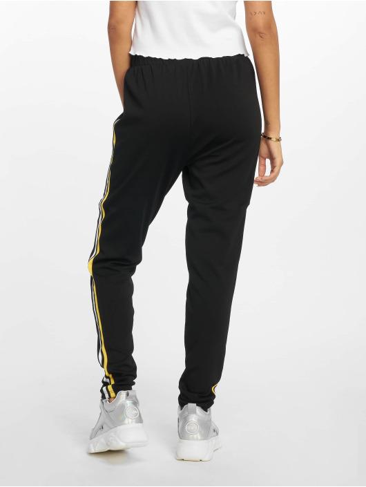 Glamorous Stoffbukser Ladies svart