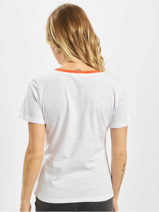 Glamorous T-shirt Feeling Fruity bianco