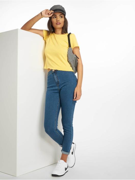 Glamorous T-Shirt Classico gelb