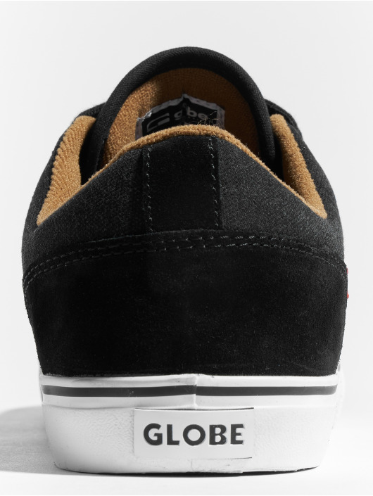 Globe Baskets Tribe noir