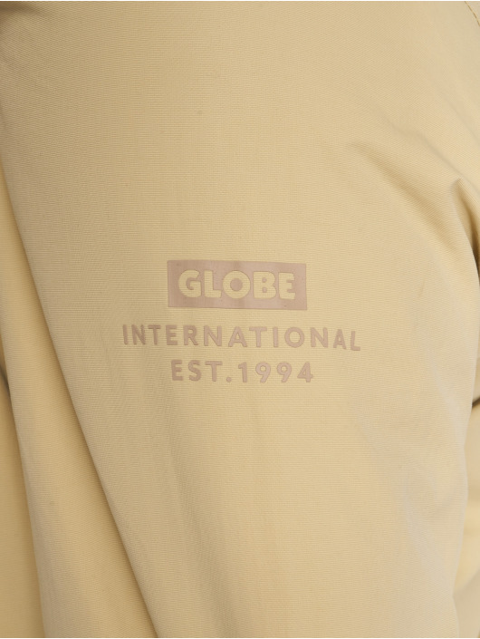Globe Lightweight Jacket Goodstock Thermal Utility beige