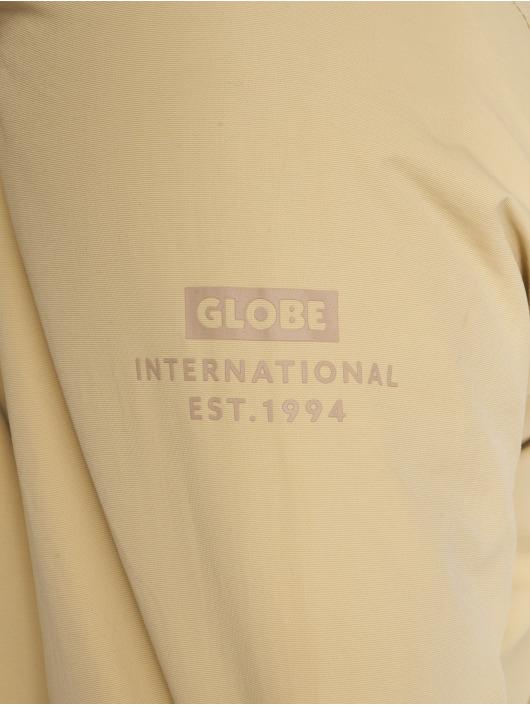 Globe Prechodné vetrovky Goodstock Thermal Utility béžová