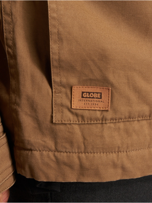 Globe Winter Jacket Goodstock Thermal brown