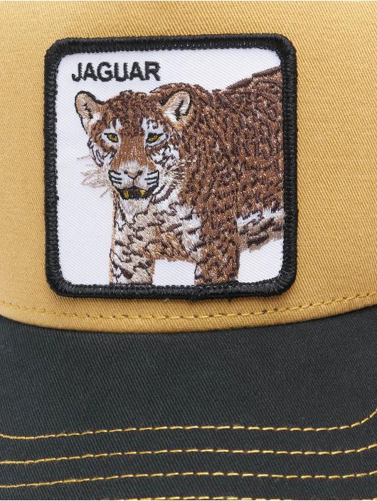 Goorin Bros. Кепка тракер Bros. Jaguar бежевый