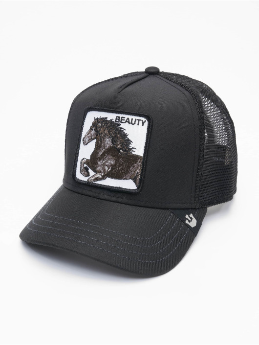 Goorin Bros. Casquette Trucker mesh Black Beauty noir