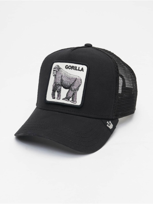 Goorin Bros. Casquette Trucker mesh King Of The Jungle noir
