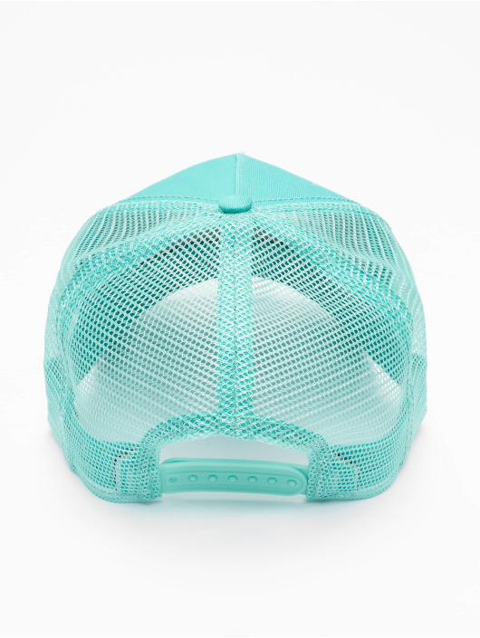 Goorin Bros. Casquette Trucker mesh Sassy Lady turquoise