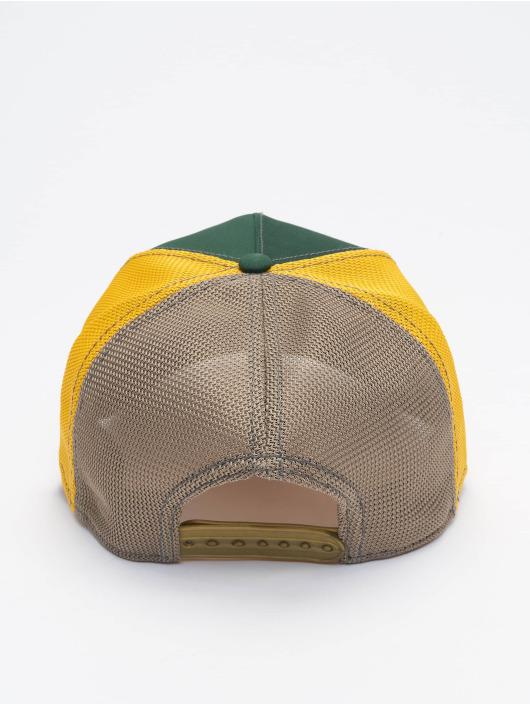 Goorin Bros. Casquette Trucker mesh Golden Goose vert