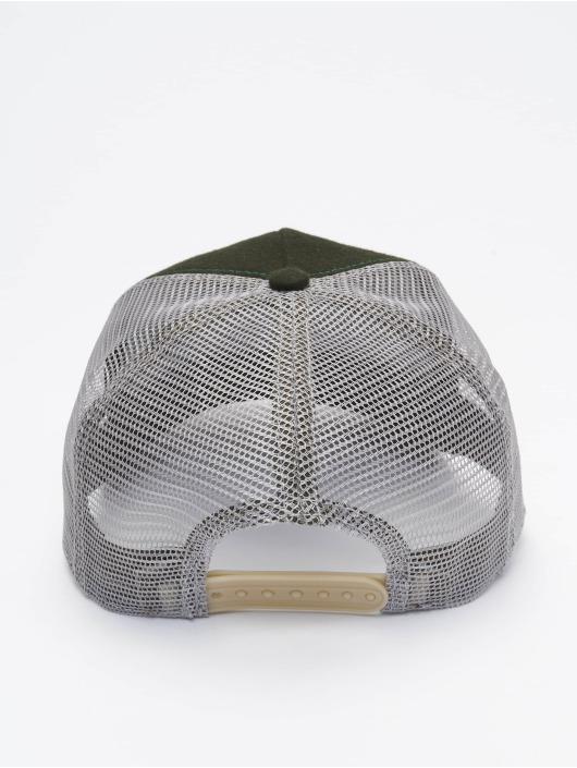 Goorin Bros. Casquette Trucker mesh All Bite vert