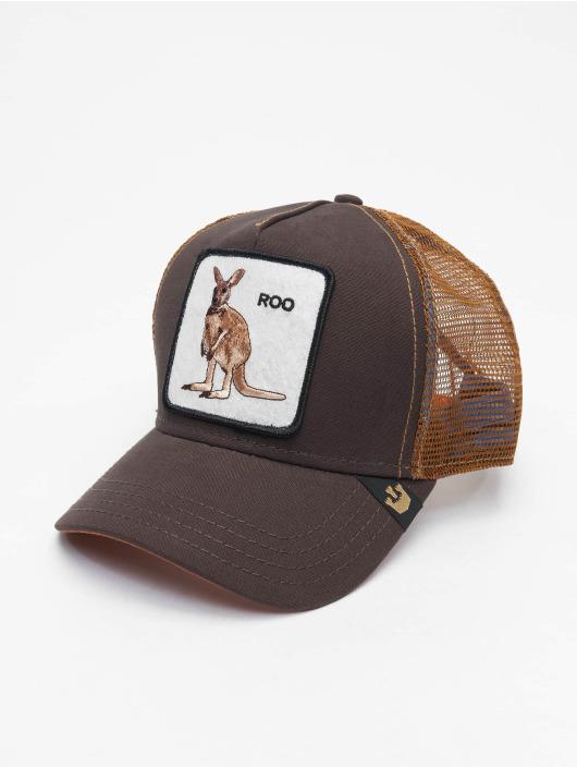 Goorin Bros. Fitted Cap Roo hnedá
