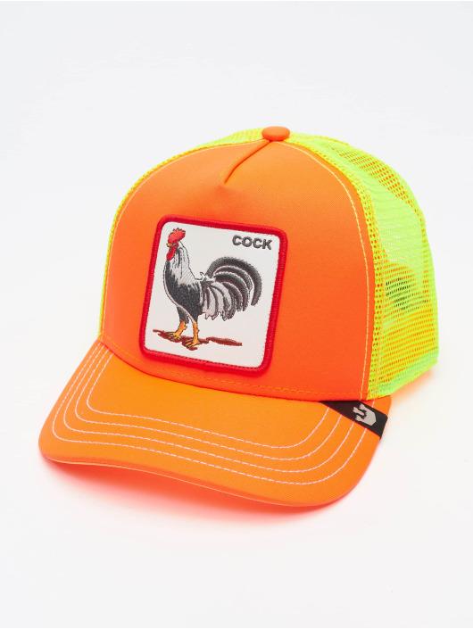 Goorin Bros. Trucker Cap Bros. Electric Tamale arancio