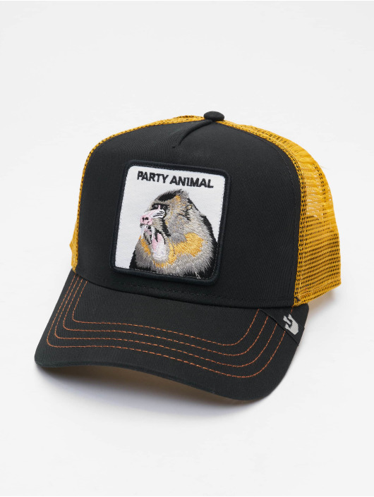 Goorin Bros. Trucker Cap Party Animal black