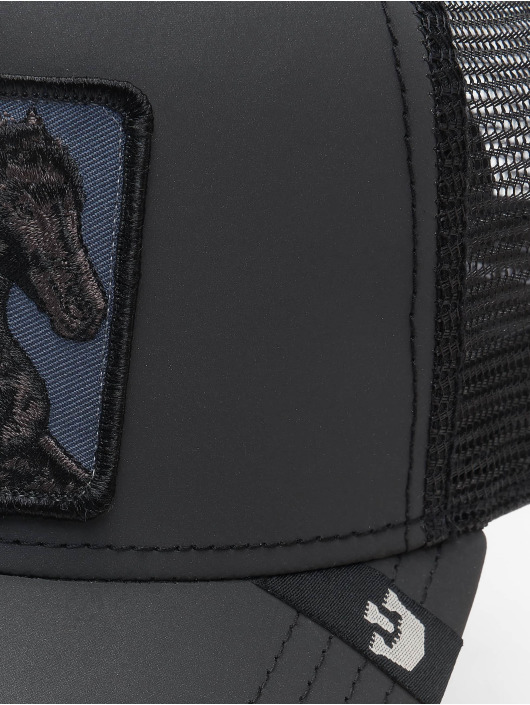 Goorin Bros. Trucker Cap Ride That Stallion black