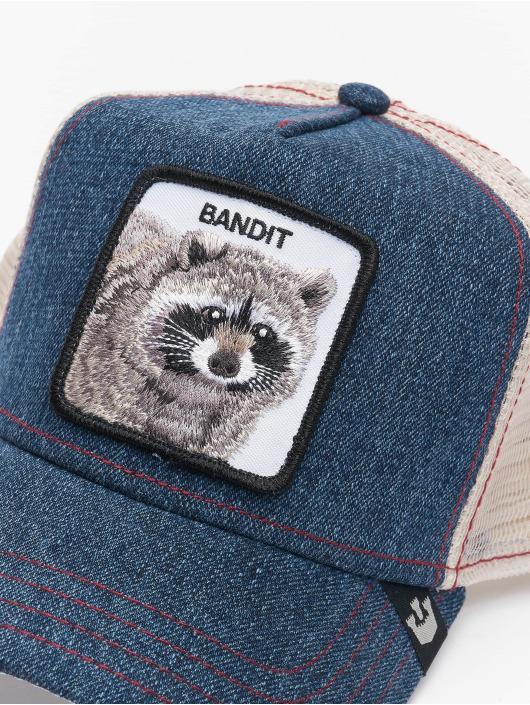 Goorin Bros. trucker cap Bandit blauw