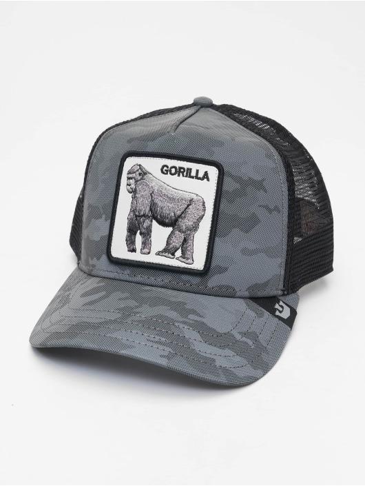 Goorin Bros. Trucker Cap Silverback camouflage