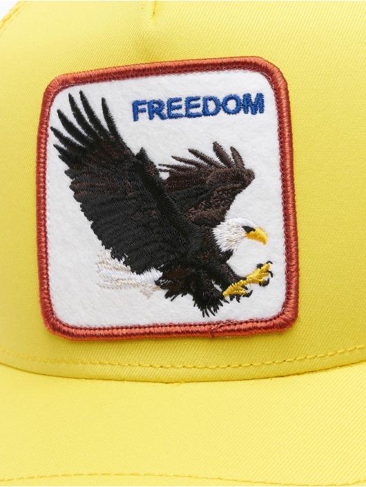 Goorin Bros. trucker cap Freedom geel
