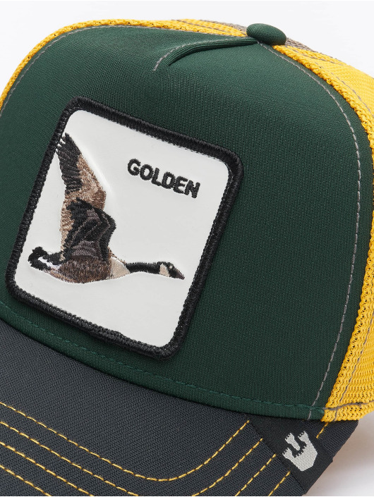 Goorin Bros. trucker cap Golden Goose groen