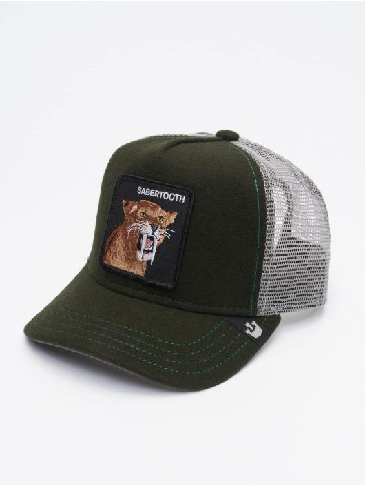 Goorin Bros. trucker cap All Bite groen