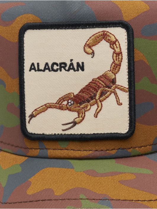 Goorin Bros. Trucker Cap Alacran marrone