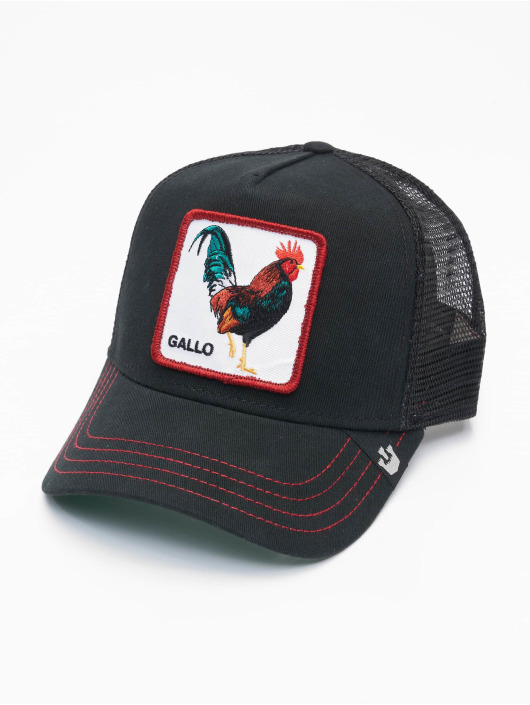 Goorin Bros. Trucker Cap Grande Gallo nero