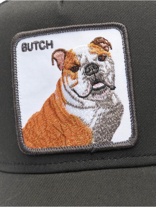 Goorin Bros. Trucker Cap Butch schwarz