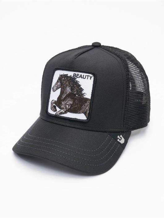 Goorin Bros. Trucker Cap Black Beauty schwarz
