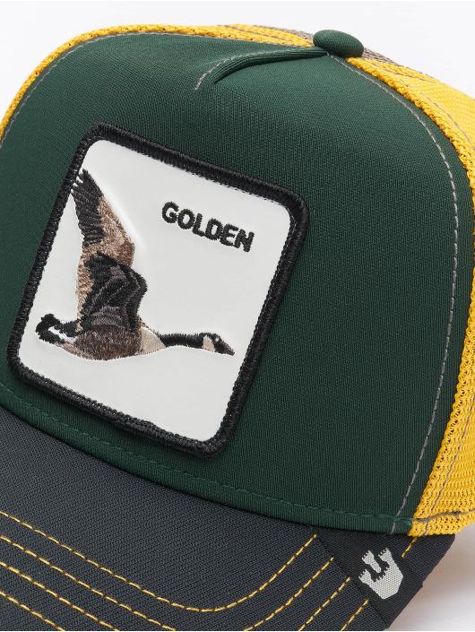 Goorin Bros. Trucker Cap Golden Goose verde