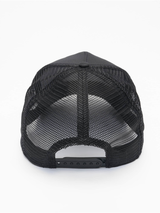 Goorin Bros. trucker cap Black Beauty zwart