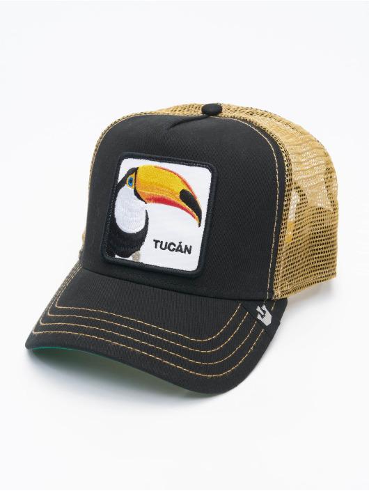 Goorin Bros. trucker cap Tucan zwart