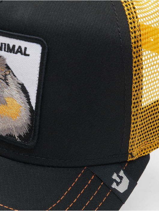 Goorin Bros. Trucker Caps Party Animal czarny