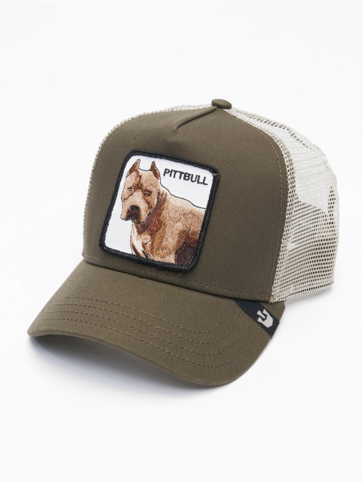 Goorin Bros. Trucker Caps Pitbull grå