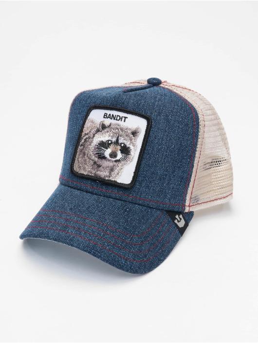 Goorin Bros. Trucker Caps Bandit niebieski