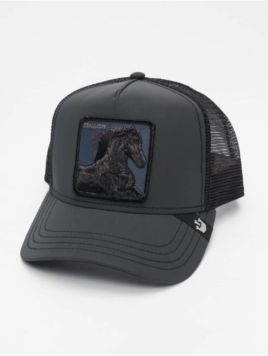 Goorin Bros. Trucker Caps Ride That Stallion svart