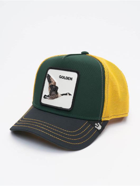 Goorin Bros. Verkkolippikset Golden Goose vihreä