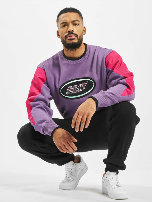Grimey Wear Пуловер Mysterious пурпурный