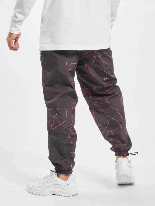 Grimey Wear Спортивные брюки Mysterious Vibes черный