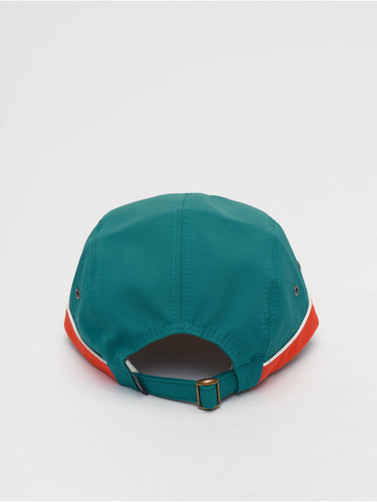 Grimey Wear 5 Panel Caps Midnight bunt