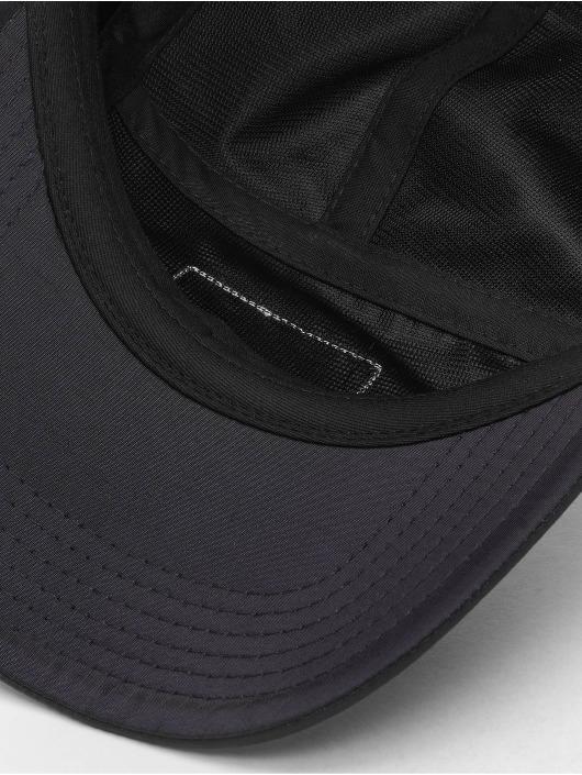 Grimey Wear 5 Panel Caps Midnight Leopard czarny
