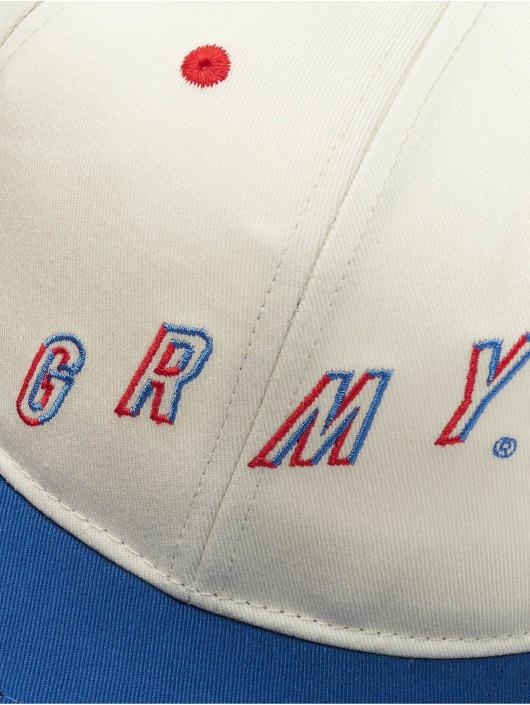 Grimey Wear Casquette Snapback & Strapback F.A.L.A. blanc