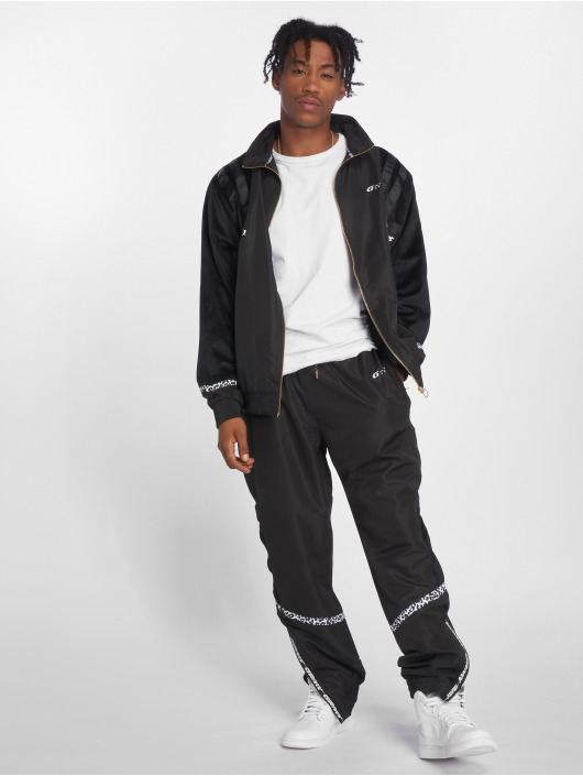 Grimey Wear Chaqueta de entretiempo Nemesis negro