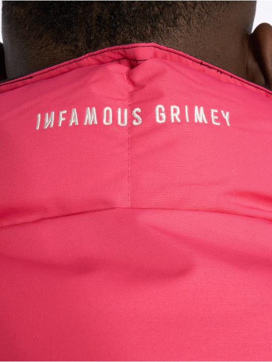 Grimey Wear Chaquetas acolchadas Pantera V8 negro
